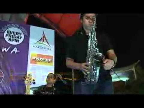 Barry Likumahuwa Project – Margo Friday Jazz 30 Januari 2009
