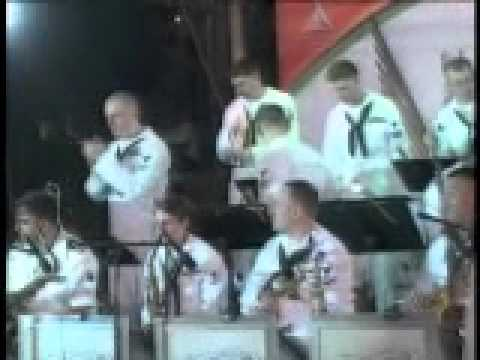 Everyday I have the blues by 7th Fleet US Navy @ Margo Friday Jazz ==> Bule2 di MFJ