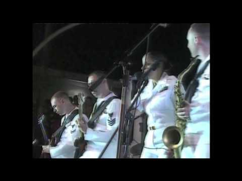 7th Fleet US Navy @ Margo Friday Jazz