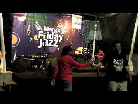 Pesan-pesan pengelola Margo Friday Jazz